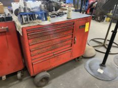 Snap-On Tool Box on Casters