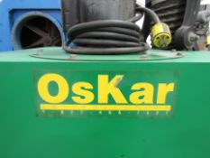 Oskar Antipolution Dust Collector with Baldor motor