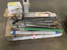 Pallet of Assorted Welding Rods