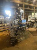 Nantong Vertical Milling Machine