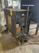 Miller CP-300 Welding Power Source with Wire Feeder