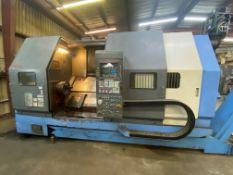 Mazak Slant Turn 50NX-2000U CNC Lathe