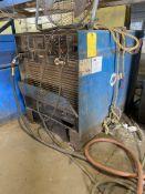 Miller Deltaweld 451 Power Welding Source, Miller Wire Feeder