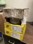 Lot of 4 Reels of Welding Wire (new)