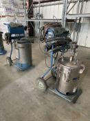 Lot of 2: Portable Nordson Powder Coater