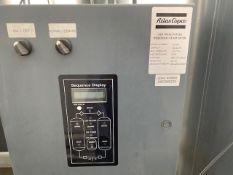 Atlas Copco Model GA90VSD Screw Type Air Compressor with Atlas Copco Heat Activated Air DryerAir Dry