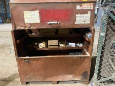 Tool Box with Consumables for Plasma Cutting