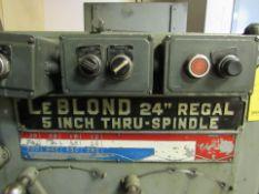 "24"" x 144"" LeBlondRegal Lathe"