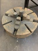 """16"""" 4-Jaw Chuck with Camlock"""