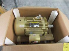 Baldor Reliance Super E Motor (NEW)