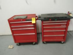 Lot of 2 Craftsman Tool Boxes