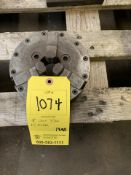 """6"""" 3-jaw Chuck with 1.5"""" Bore"""