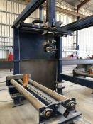 2015 OCEAN LIBERATOR CNC BEAM COPING MACHINE