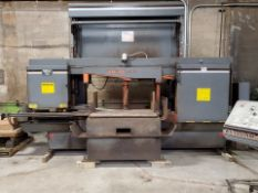 HEM SAW WF140 HM-DC HORIZONTAL BAND SAW (LOCATION: NORTH DAKOTA)