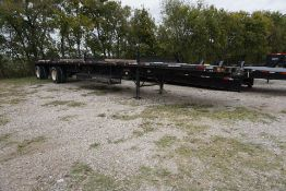 8' x 47' UTILITY TRAILER (MUST BE REMOVED BY DECEMBER 22)