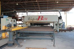 2005 FICEP TIPO B251 CNC PLATE PUNCHING, DRILLING & OXY-FUEL PROFILING LINE (LOCATION: ARIZONA)