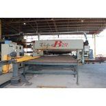 2005 FICEP TIPO B251 CNC PLATE PUNCHING, DRILLING & OXY-FUEL PROFILING LINE (LOCATION: ARIZONA)