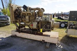 CUMMINS STANBY POWER AC GENERATOR, RPM: 800