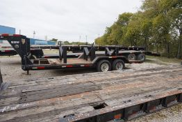 2007 8' x 20' WILDWEST UTILITY TRAILER, (MUST BE REMOVED BY DECEMBER 22)
