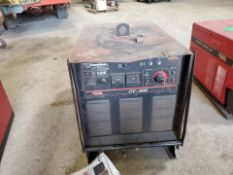 LINCOLN ELECTRIC CV400 WELDING POWER SOURCE (LOCATION: NORTH DAKOTA)