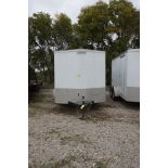 UNIVERSAL 6' x 15' TRAILER ENCLOSED TRAILER (MUST BE REMOVED BY DECEMBER 22)