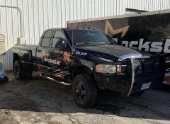 Dodge RAM 3500 Laramie Mega Cab 4WD (NO KEY)