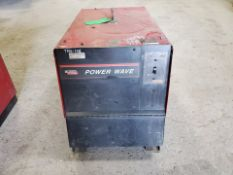 LINCOLN ELECTRIC POWER WAVE WELDING POWER SOURCE (LOCATION: NORTH DAKOTA)
