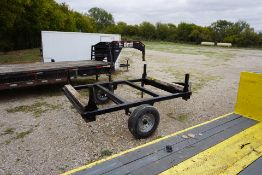 """8' x 80"""" TRAILER FRAME (MUST BE REMOVED BY DECEMBER 22)"""