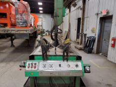 DOALL TF-2021M VERTICAL BANDSAW (LOCATION: NORTH DAKOTA)