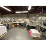 """2004 Polar 137XT 54"""" Paper Cutter, s/n 7441210, w/Complete Workflow Including 2002"""