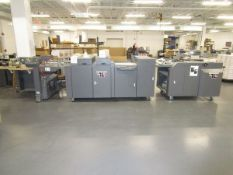 TEC Lighting Inc. HSCFS-30 UV Coater, s/n CONX-3391, Pile Fed Feeder, HSCS Delivery