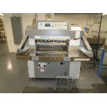 "2008 Polar Baumcut 80 - 31 1/2"" Programmable Paper Cutter, s/n 78N1203"