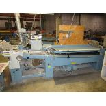 """MBO B123-1-23/4 Continuous Fed 23"""" Folder, s/n T10/63, w/Segmented Rollers, HHS Glue Control for"""