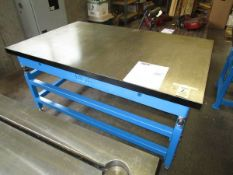 """Jash 62"""" x 39"""" Surface Plate (Not Used)"""