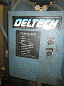 Del-Tech Heatless Compressed Air Dryer Mod. PS490CFHM