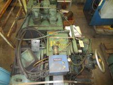 Pontiac 30 HP Vert. Milling Head Mod. MH30-TR7, 54-1000 RPM