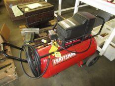 Craftsman 5.5 HP, 30 Gallon Port. Air Compressor