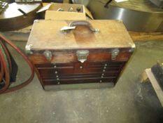 11-Dr. Wood Tool Box