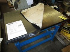 """Jash 39"""" x25"""" Surface Plate (Not Used)"""