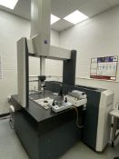 2016 ZEISS Contura 7/10/6 RDS Coordinate Measuring Machine (CMM) s/n 731609530997, MSR Mini 6