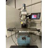 1997 SWI/SOUTHWESTERN INDUSTRIES Trak DPM CNC Mill s/n 97-2688, 2006 PROTOTRAK SMX CNC Control,