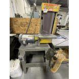 "KALAMAZOO Vertical Belt Sander w/stand (3 HP), 6"" Wide Belts"