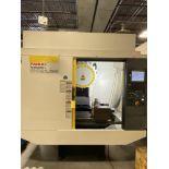 2017 FANUC Robodrill Alpha D21LiB5 5-Axis CNC Vertical Machining Center, s/n P17YZH113, 24,000