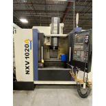 "2014 YCM NXV1020A 5-Axis CNC Vertical Machining Center s/n 0193, 40"" x 20.25"" x 25"" Travels, Fanuc"