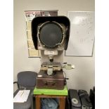 NIKON 6C Profile Projector s/n 41459
