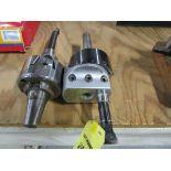 (2) Tool Holders