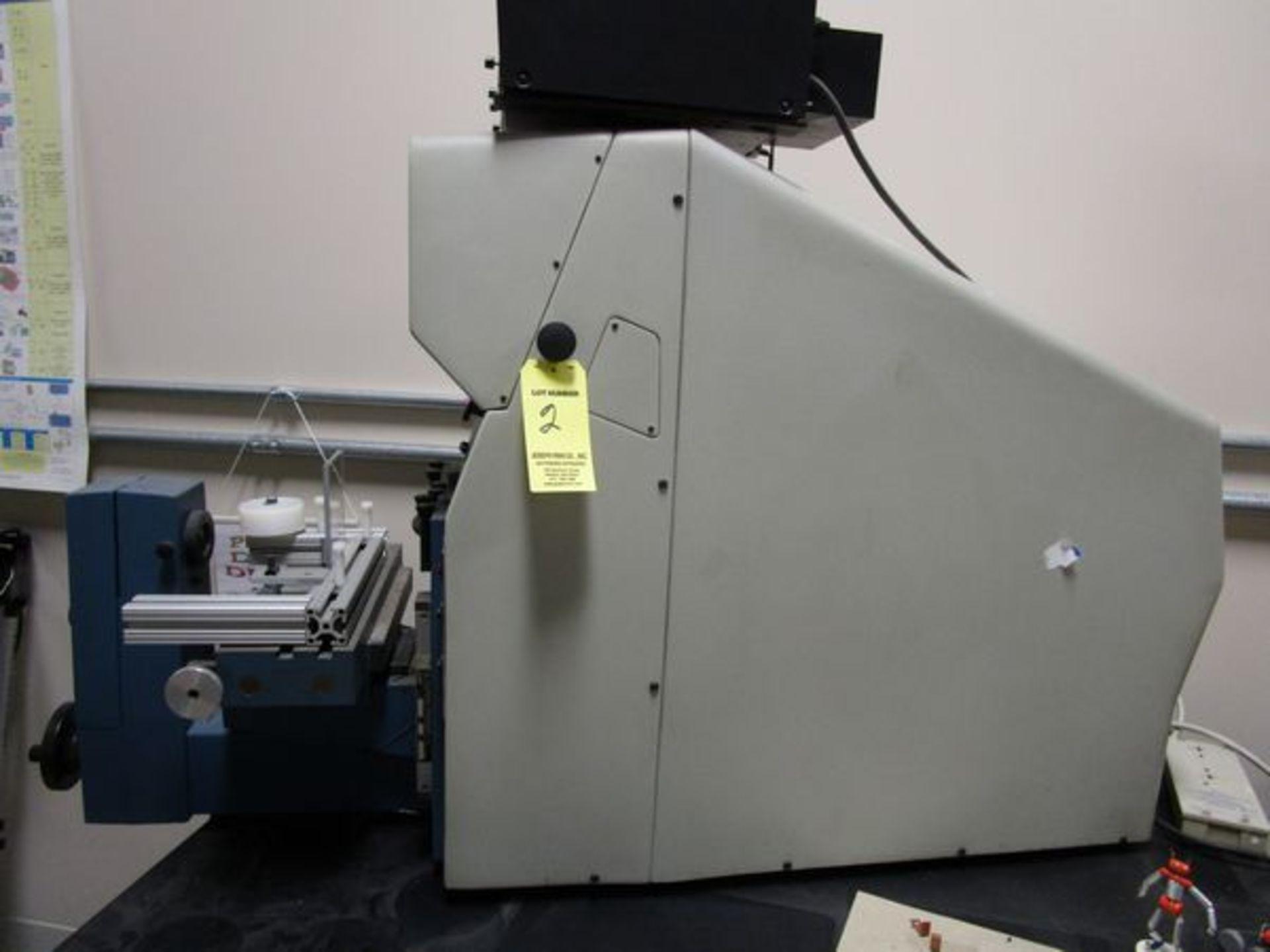 "Deltronics Imagemaster 330A-DEC Optical Comparator s/n S180908, 13"", Heidenhain Control - Image 5 of 5"