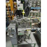 Sprague Electric Axial Lead Attach Machine