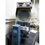 "Deltronics Imagemaster 330A-DEC Optical Comparator s/n S180908, 13"", Heidenhain Control"