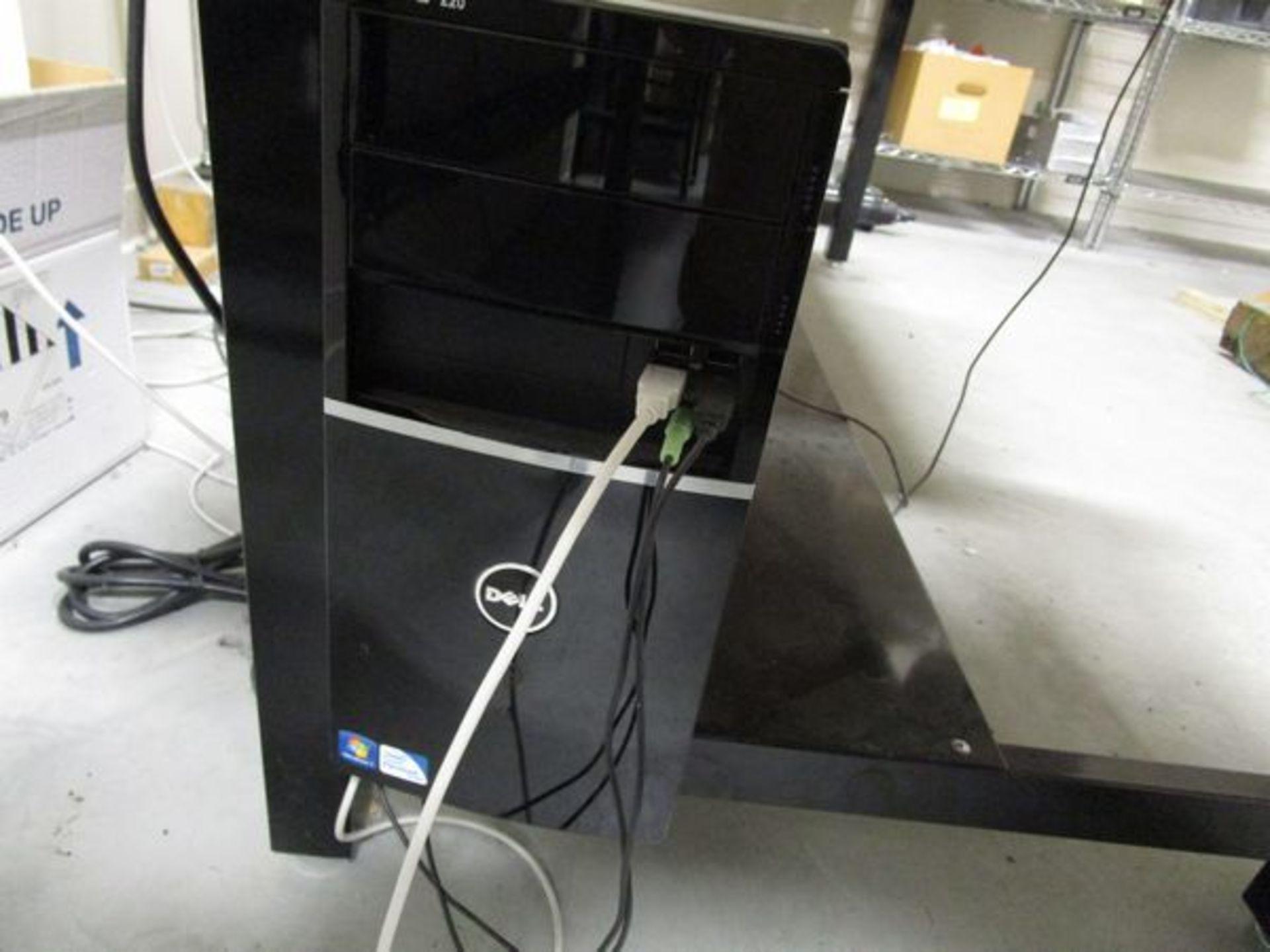 Admet Expert 2610-5KN Tensile Tester s/n 2610-1002021, Power Supply, PC & Table - Image 9 of 9